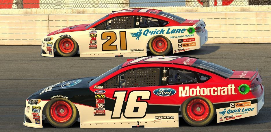 Ray Alfalla to Wood Brothers Racing